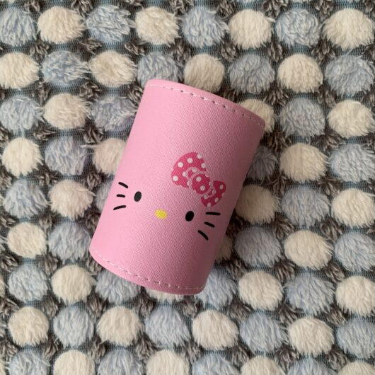 Hello Kitty Container Back