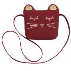 Kitty Hand Bag Red