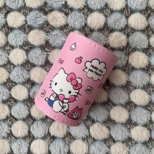 Hello Kitty Container Front