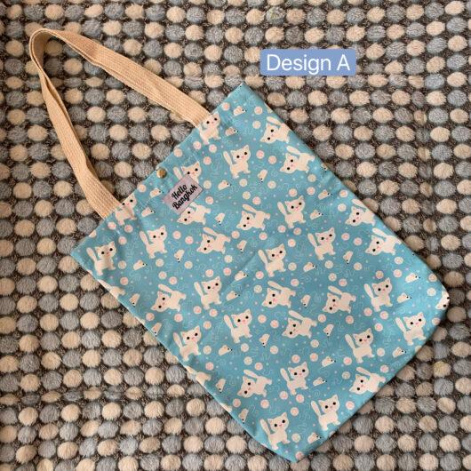 Fabric Tote Bag A