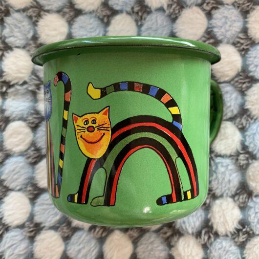 Catty Chat Mug 3