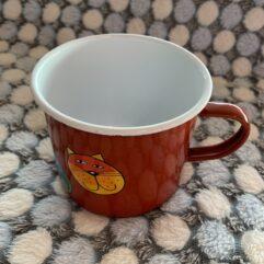 Feline Face Mug 1