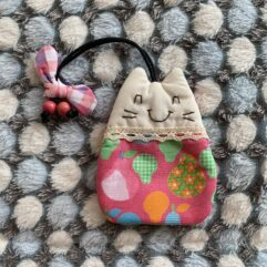 Cat Key Pouch