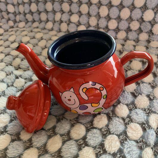 Meow Teapot 3