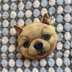 Dog Face Purse