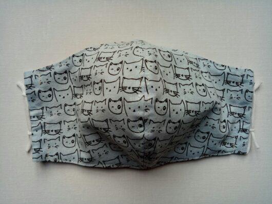 Catitude Face Mask
