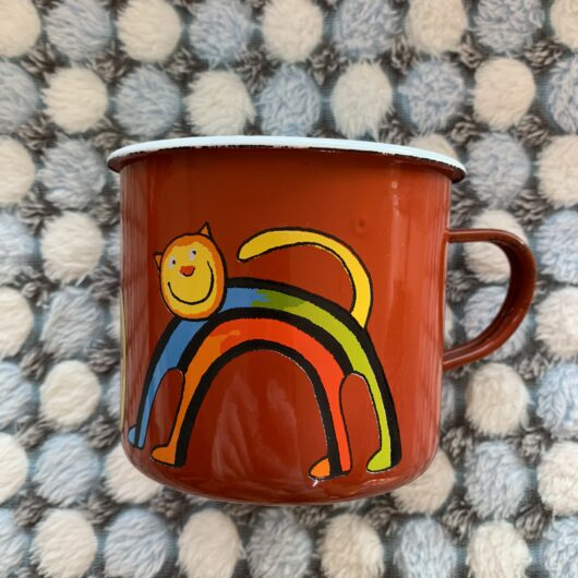 Cheerful Cats Mug 3
