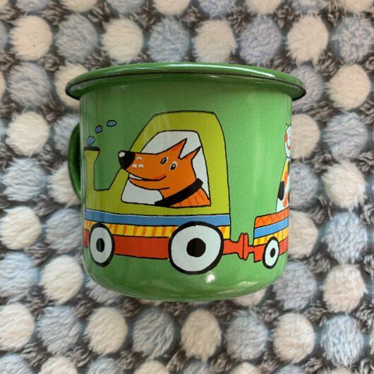 Choo Choo Mug 4