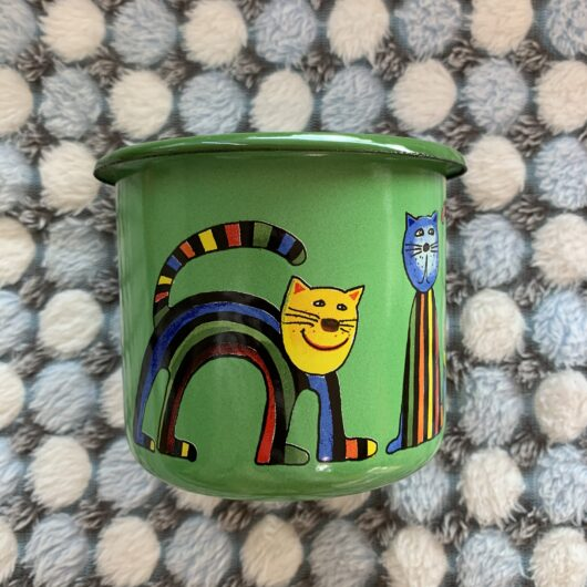 Catty Chat Mug 4