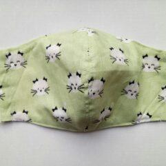 Copy Cat Green Mask