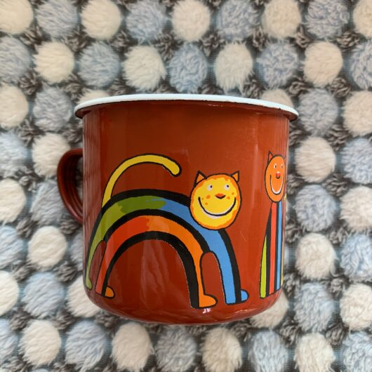 Cheerful Cats Mug 4